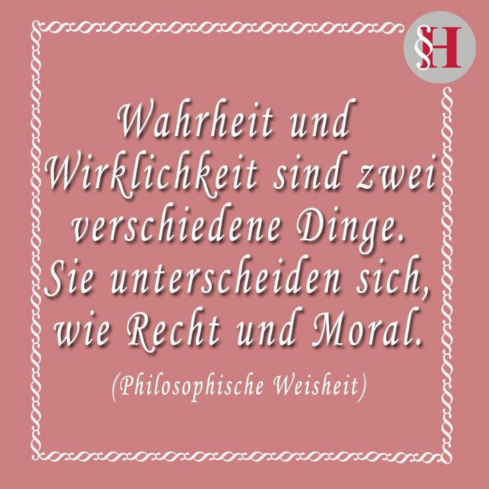 Jura Zitate Philosophische Weisheit Zitat